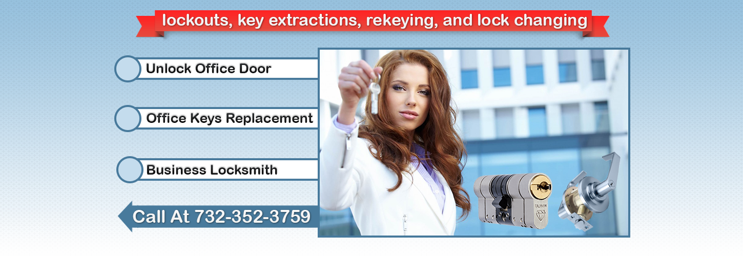 Commercial Locksmith Westfield NJ